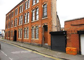 Thumbnail 4 bed flat to rent in Bond Street, Hockley, Birmingham