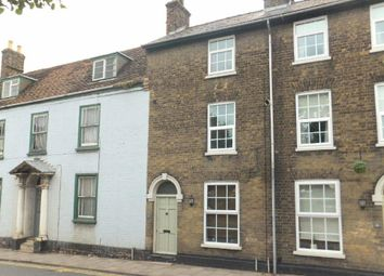 Thumbnail 2 bedroom terraced house to rent in Ermine Street, Huntingdon