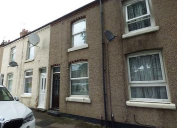 Thumbnail 2 bedroom terraced house for sale in St. Elizabeth's Road, Foleshill, Coventry, West Midlands