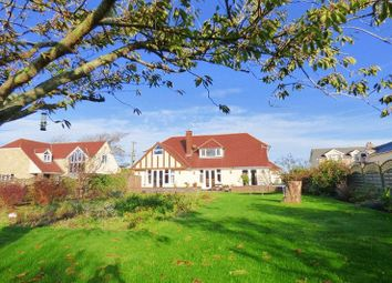 Thumbnail 4 bed detached house for sale in Stratton Lane, Sand Bay, Weston-Super-Mare