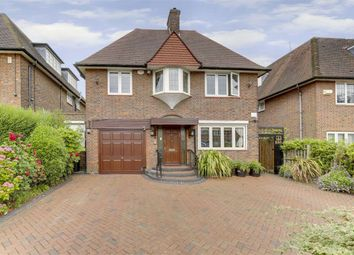 Thumbnail 4 bed detached house for sale in Wykeham Road, Hendon, London