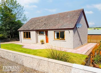 Thumbnail 3 bedroom detached bungalow for sale in Mid Street, Cornhill, Banff, Aberdeenshire