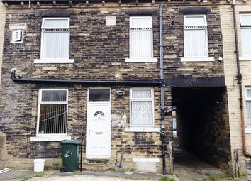 Thumbnail 3 bed terraced house for sale in Glenholme Road, Bradford