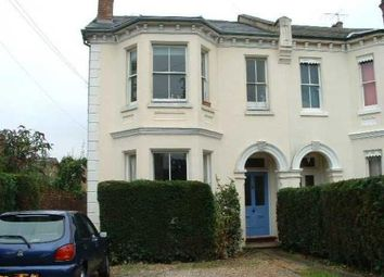 Thumbnail 3 bed flat to rent in Flat 2, 3 St Mary's Crescent, Leamington Spa
