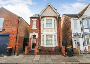Thumbnail 3 bed detached house for sale in Aspley Road, Bedford