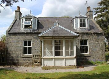 Thumbnail 3 bedroom cottage to rent in Cluny, Sauchen