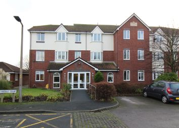 Thumbnail 1 bed flat for sale in Wyredale Court, Harrow Avenue, Fleetwood