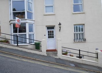 Thumbnail 2 bed flat for sale in Alma Road, Ventnor, Isle Of Wight.