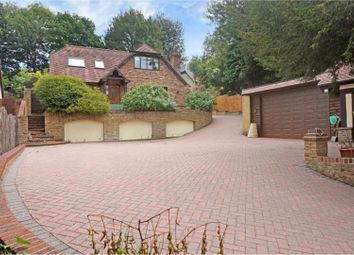 4 bed detached house for sale in Rhododendron Avenue, Gravesend DA13
