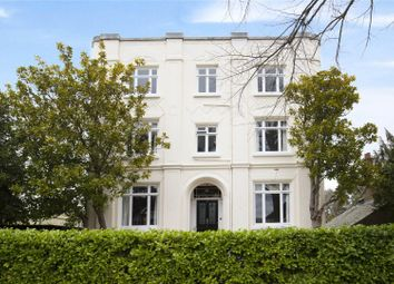 Thumbnail 2 bed flat for sale in Wolsey Road, East Molesey, Surrey