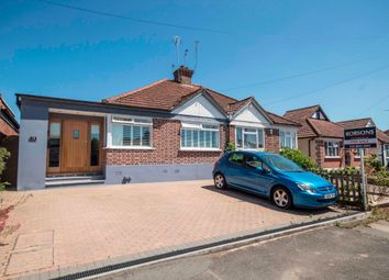 Thumbnail 3 bed semi-detached bungalow for sale in Alandale Drive, Pinner, Middlesex