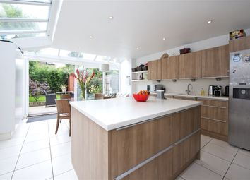 Thumbnail 3 bedroom end terrace house to rent in Jeddo Road, London
