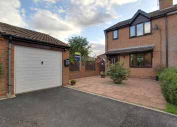 Thumbnail 3 bed detached house for sale in Scotts Garth Close, Tickton, Beverley, East Riding Of Yorkshire
