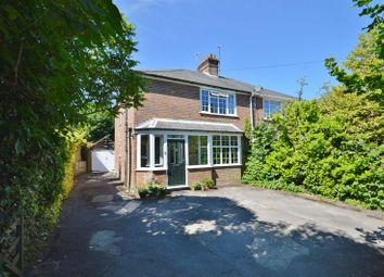 Thumbnail 3 bed semi-detached house for sale in Aylesbury Road, Wendover, Aylesbury