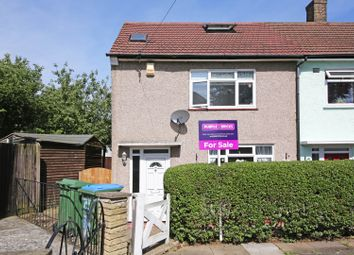 Thumbnail 3 bed terraced house for sale in Dursley Gardens, London