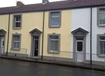 Thumbnail 4 bed terraced house for sale in Beach Street, Sandfields, Swansea