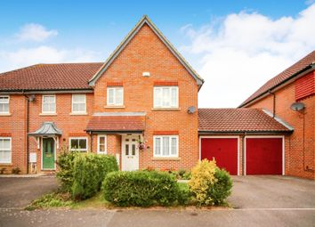 Thumbnail 3 bed end terrace house for sale in Wood Lane, Kingsnorth, Ashford
