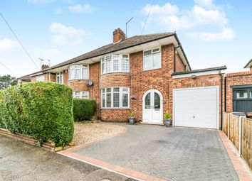Thumbnail 3 bed semi-detached house for sale in Oaklands Drive, Westone, Northampton