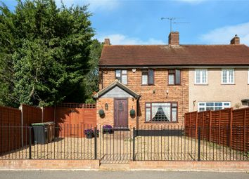 3 bed semi-detached house for sale in Anthony Close, Green Lane, Oxhey Hall, Hertfordshire WD19
