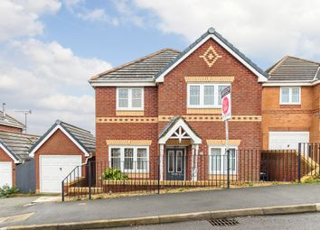 Thumbnail 4 bed detached house for sale in Hillsdown Drive, Connah's Quay