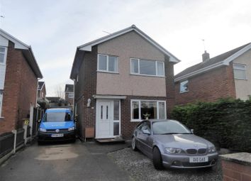Thumbnail 3 bed detached house for sale in Golftyn Drive, Connah's Quay, Deeside