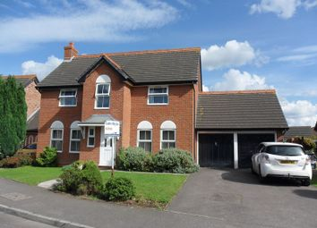 Thumbnail 4 bed detached house to rent in Arden Close, Bradley Stoke, Bristol