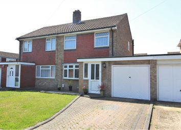 3 bed semi-detached house for sale in Hatherley Crescent, Fareham PO16