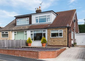Thumbnail 3 bedroom semi-detached house for sale in Westway, Garforth, Leeds