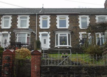 3 bed terraced house for sale in Glenview Terrace, Ynysddu, Newport NP11