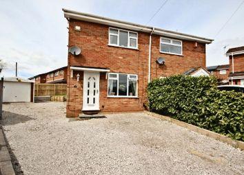 Thumbnail 2 bed semi-detached house for sale in Slaidburn Grove, Hanley, Stoke-On-Trent
