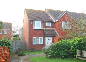 Thumbnail 3 bed end terrace house to rent in Barton On Sea, New Milton, Hampshire