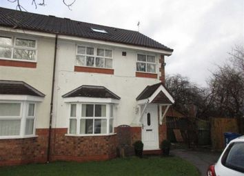 Thumbnail 5 bedroom semi-detached house for sale in Kennet Way, Leigh, Lancashire