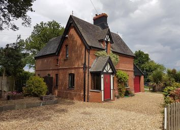 Thumbnail 3 bed detached house for sale in 1 Haywood Lodge Cottages, Haywood Lane, Hereford