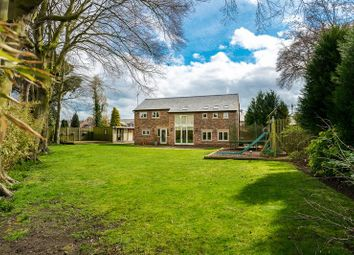 Thumbnail 4 bed detached house for sale in Cottage Lane, Aughton, Ormskirk