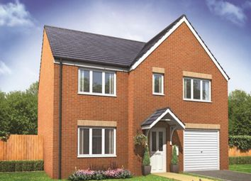Thumbnail 4 bedroom detached house for sale in The Winster At Moorfield, Moorfield Way, York