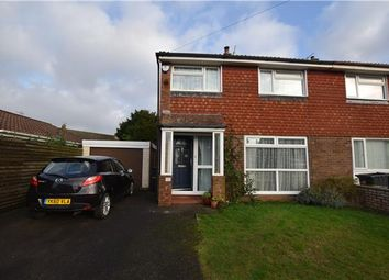 Thumbnail 3 bed semi-detached house for sale in Ladman Road, Bristol