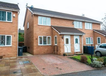 Thumbnail 2 bed semi-detached house for sale in Pine Crest, Aughton, Ormskirk