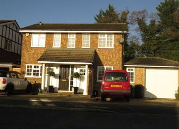 Thumbnail 5 bed detached house for sale in Glyndebourne Park, Orpington