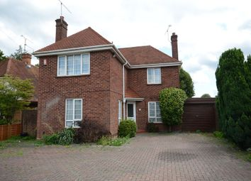 Thumbnail 3 bedroom detached house to rent in Church Road, Earley, Reading