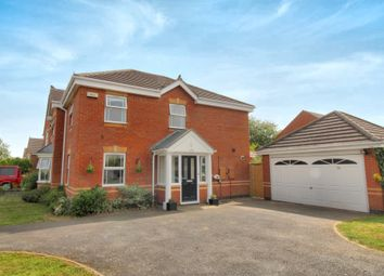 4 bed detached house for sale in Wensum Close, Oakham LE15