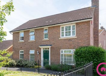 Thumbnail 4 bedroom detached house for sale in Holbeach Drive Kingsway, Quedgeley, Gloucester