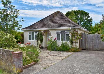 Thumbnail 3 bed bungalow for sale in Elm Avenue, Pennington, Lymington