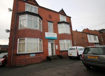 Thumbnail 1 bed flat to rent in Flixton Road, Urmston