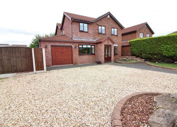Thumbnail 4 bed detached house for sale in Meribel Close, Crosby