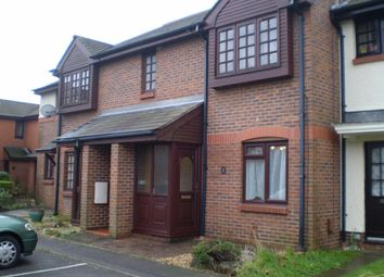 Thumbnail 1 bedroom flat to rent in Vallis Close, Poole