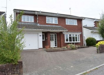 Thumbnail 5 bedroom detached house for sale in Briarwood Gardens, Newton, Swansea