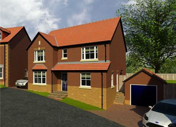 Thumbnail 4 bed detached house for sale in The Commodore Plot 12, Cwmbran, Torfaen