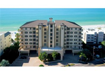 Thumbnail 4 bed property for sale in 19520 Gulf Blvd, Unit #302, Indian Shores, Fl, 33785