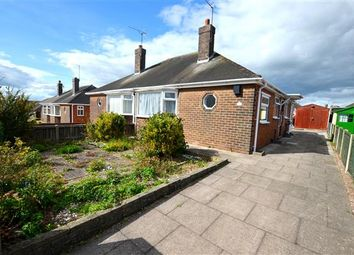 Thumbnail 2 bed semi-detached bungalow for sale in Pirehill Road, Bradwell, Newcastle-Under-Lyme