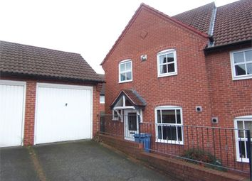 Thumbnail 3 bed semi-detached house to rent in Valley View, Mansfield